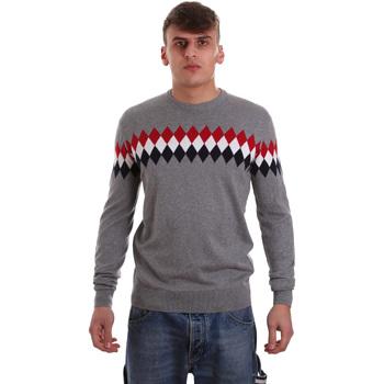 Textil Muži Svetry U.S Polo Assn. 52477 48847 Šedá