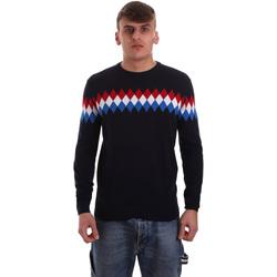 Textil Muži Svetry U.S Polo Assn. 52477 48847 Modrý