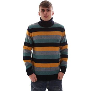 Textil Muži Svetry U.S Polo Assn. 52461 52633 Modrý