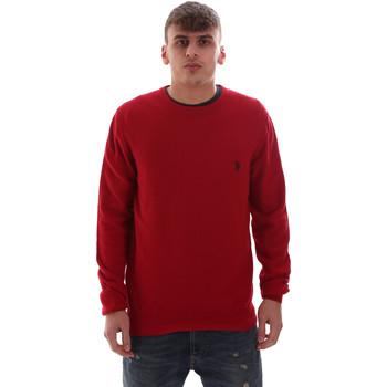 Textil Muži Svetry U.S Polo Assn. 52470 52612 Červené