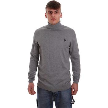 Textil Muži Svetry U.S Polo Assn. 52484 48847 Šedá