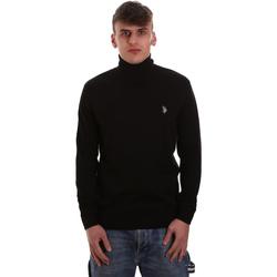 Textil Muži Svetry U.S Polo Assn. 52484 48847 Černá