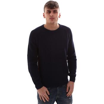 Textil Muži Svetry U.S Polo Assn. 52379 52229 Modrý