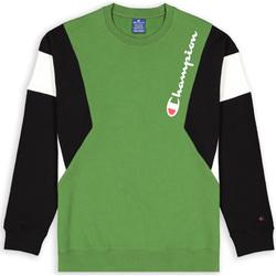 Textil Muži Mikiny Champion 213640 Zelený