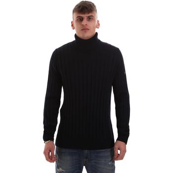 Textil Muži Svetry Navigare NV10233 Modrý