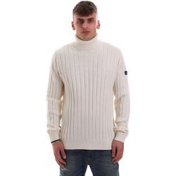 Textil Muži Svetry Navigare NV10233 Bílý