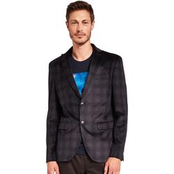 Textil Muži Saka / Blejzry Gaudi 921FU35033 Černá