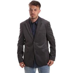 Textil Muži Saka / Blejzry Gaudi 921FU35042 Šedá