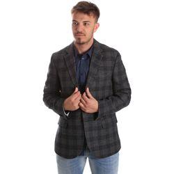 Textil Muži Saka / Blejzry Gaudi 921FU35056 Modrý