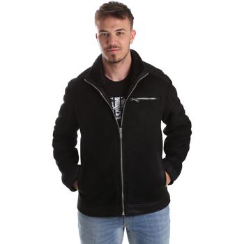 Textil Muži Saka / Blejzry Gaudi 921FU38004 Černá