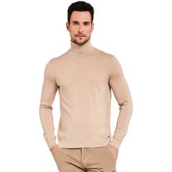 Textil Muži Svetry Gaudi 921FU53001 Béžový
