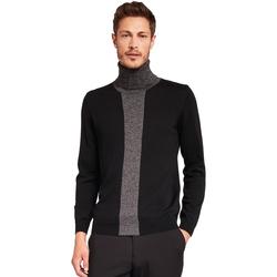 Textil Muži Svetry Gaudi 921FU53008 Černá