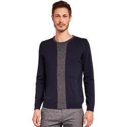 Textil Muži Svetry Gaudi 921FU53009 Modrý