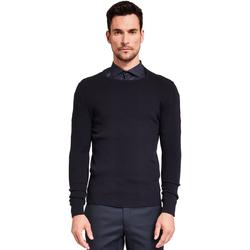 Textil Muži Svetry Gaudi 921FU53015 Modrý