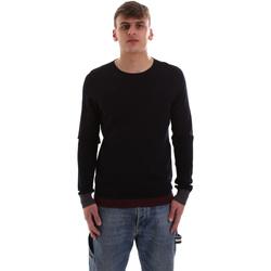 Textil Muži Svetry Gaudi 921FU53039 Modrý