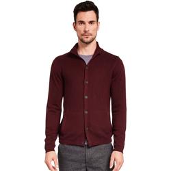 Textil Muži Svetry / Svetry se zapínáním Gaudi 921FU53019 Červené