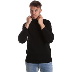 Textil Muži Svetry Gaudi 921FU53048 Černá