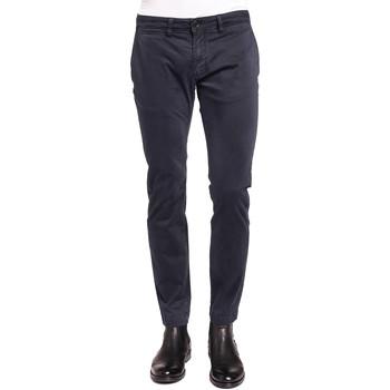 Textil Muži Mrkváče Gaudi 921BU25008 Modrý