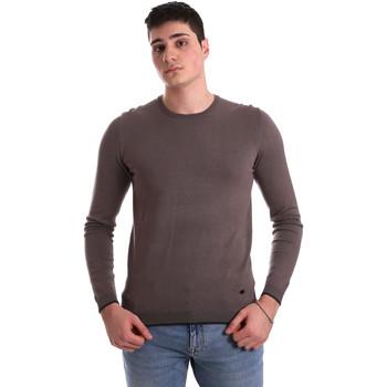 Textil Muži Svetry Gaudi 921BU53001 Hnědý