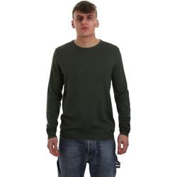 Textil Muži Svetry Gaudi 921BU53001 Zelený