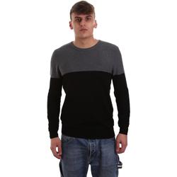 Textil Muži Svetry Gaudi 921BU53010 Černá