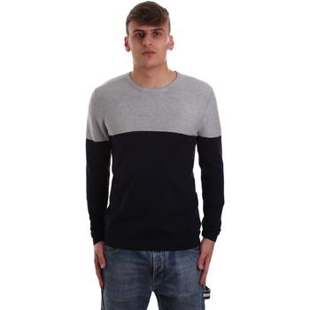 Textil Muži Svetry Gaudi 921BU53010 Modrý