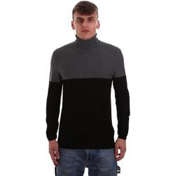 Textil Muži Svetry Gaudi 921BU53011 Černá