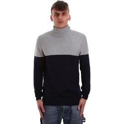 Textil Muži Svetry Gaudi 921BU53011 Modrý