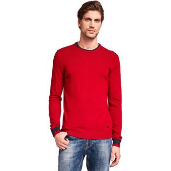 Textil Muži Svetry Gaudi 921BU53012 Červené