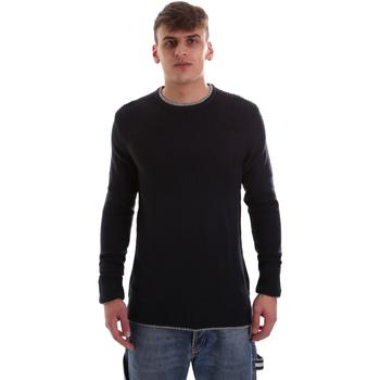 Textil Muži Svetry Gaudi 921BU53022 Modrý