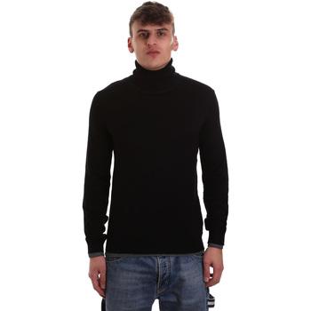 Textil Muži Svetry Gaudi 921BU53040 Černá