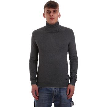 Textil Muži Svetry Gaudi 921BU53040 Šedá