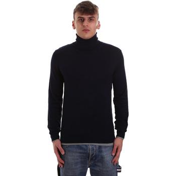 Textil Muži Svetry Gaudi 921BU53040 Modrý