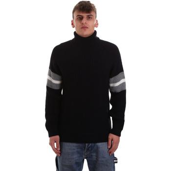 Textil Muži Svetry Gaudi 921BU53050 Modrý