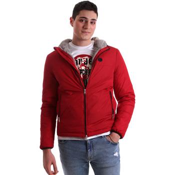 Textil Muži Bundy Gaudi 921BU35006 Červené