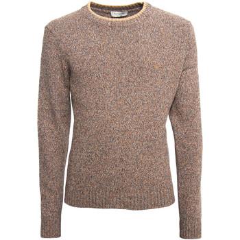 Textil Muži Svetry Nero Giardini A974510U Béžový