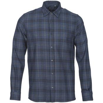 Textil Muži Košile s dlouhymi rukávy Antony Morato MMSL00551 FA410123 Modrý