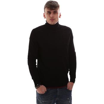 Textil Muži Svetry Antony Morato MMSW00958 YA500002 Černá