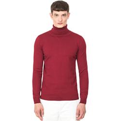 Textil Muži Svetry Antony Morato MMSW00975 YA200055 Červené