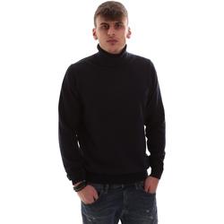 Textil Muži Svetry Antony Morato MMSW00975 YA200055 Modrý