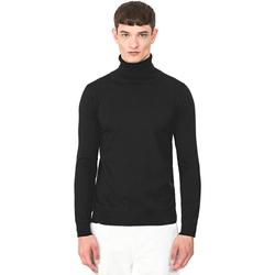 Textil Muži Svetry Antony Morato MMSW00975 YA200055 Černá