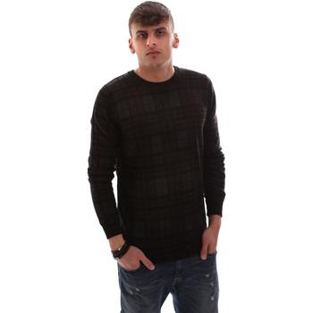 Textil Muži Svetry Antony Morato MMSW00985 YA400006 Černá