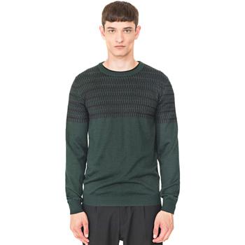 Textil Muži Svetry Antony Morato MMSW00994 YA400006 Zelený