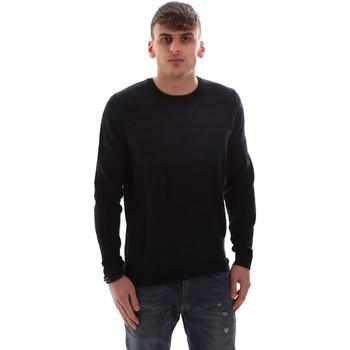 Textil Muži Svetry Antony Morato MMSW00994 YA400006 Modrý