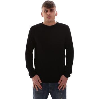 Textil Muži Svetry Antony Morato MMSW00998 YA200038 Černá