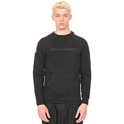Textil Muži Mikiny Antony Morato MMFL00549 FA150048 Černá