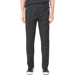 Textil Muži Teplákové kalhoty Antony Morato MMTR00513 FA600012 Černá