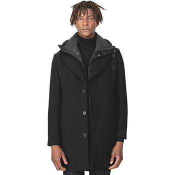 Textil Muži Kabáty Antony Morato MMCO00581 FA500047 Černá