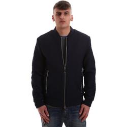 Textil Muži Bundy Antony Morato MMCO00607 FA150127 Modrý