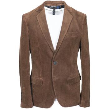 Textil Muži Saka / Blejzry Antony Morato MMJA00406 FA300011 Hnědý